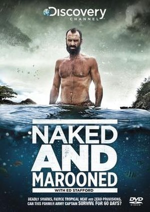 Marooned with Ed Stafford - Image: Marooned with Ed Stafford DVD