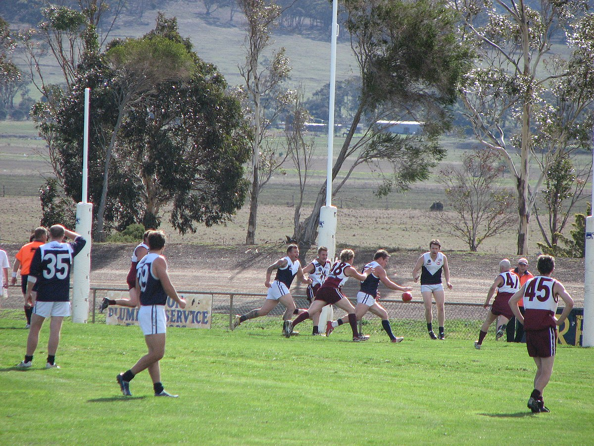 Football Clubs: Ballarat Football League