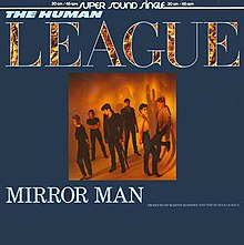 Mirror Man The Human League Song Wikipedia