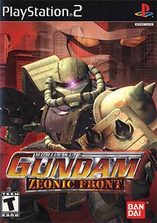 <i>Mobile Suit Gundam: Zeonic Front</i>