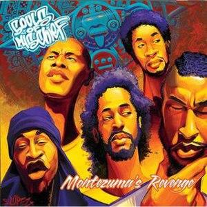 Montezuma's Revenge (album) - Image: Monetzuma's revenge album cover