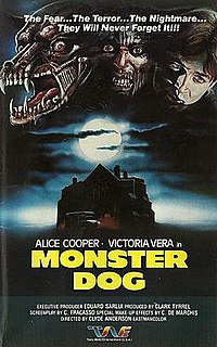 <i>Monster Dog</i> 1984 film by Claudio Fragasso