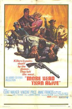 More Dead Than Alive - Movie Poster