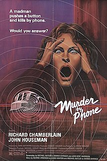 <i>Murder by Phone</i> 1982 film by Michael Anderson