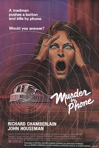 Murder by Phone - Theatrical release poster