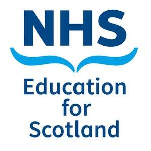 NHS Education for Scotland - Image: NES logo