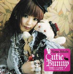 Cutie Bunny - Image: Nana Kitade Cutie Bunny Cover
