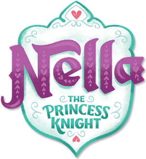 Nella the Princess Knight - Image: Nella the Princess Knight logo