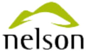 Nelson, British Columbia - Image: Nelson BC logo