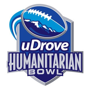 2010 Humanitarian Bowl - New Humanitarian Bowl Logo