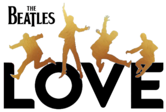 Love (Cirque du Soleil) - Logo for Cirque du Soleil's The Beatles: Love