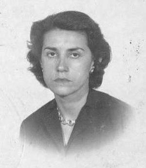 Odilia Suárez - Image: Odilia Suárez