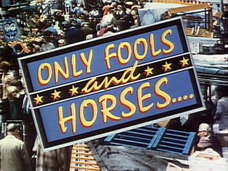 Only Fools and Horses - Image: Only fools logo