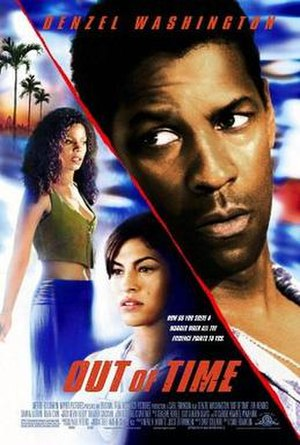 Out of Time (2003 film) - Theatrical release poster