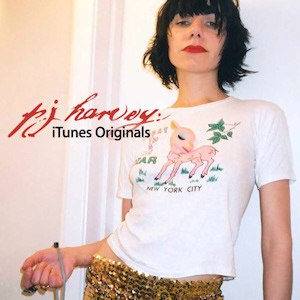 ITunes Originals – PJ Harvey