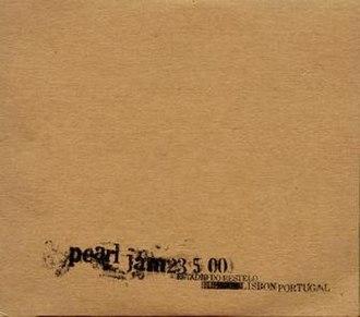 Pearl Jam Official Bootlegs - Image: Pearl Jam Bootleg Series 052300