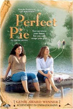 Perfect Pie - Perfect Pie DVD cover