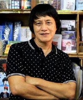 Morgan Chua Singaporean veteran political cartoonist
