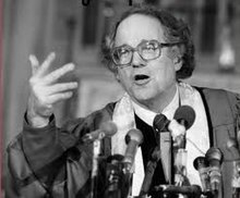 Photo of The Rev. William Sloane Coffin, Jr. (1924-2006), Senior Minister of The Riverside Church, New York, NY (1977-87).jpg