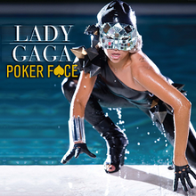 Poker Face by Lady Gaga alternative cover.png