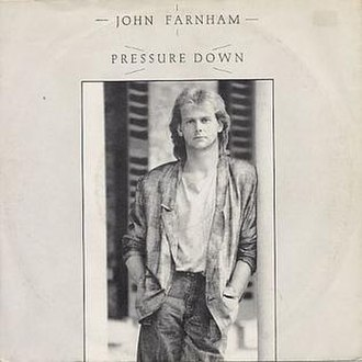 Pressure Down - Image: Pressure Down by John Farnham