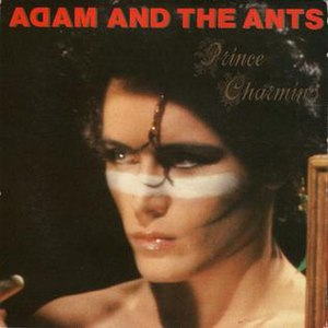 Prince Charming (Adam and the Ants song) - Image: Prince Charming Single