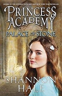 <i>Princess Academy: Palace of Stone</i> 2012 fantasy novel by Shannon Hale