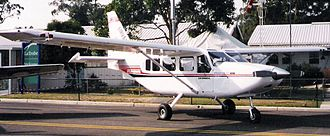 GippsAero GA8 Airvan - The prototype GA8 Airvan circa 1999