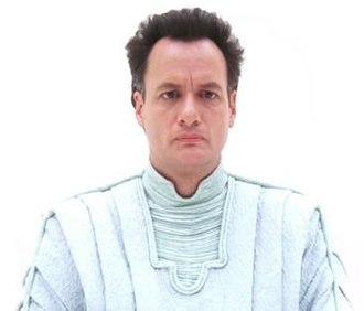 Q (Star Trek) - Image: Q portrait