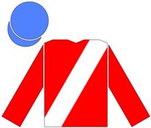 Racing silks of Cheveley Park Stud.png