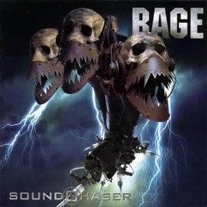 Soundchaser - Image: Rage Soundchaser album cover