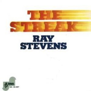 The Streak - Image: Ray Stevens The Streak cover