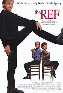 <i>The Ref</i> 1994 film by Ted Demme