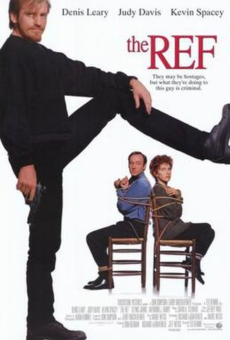 The Ref - Theatrical release poster