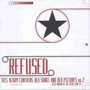 The Demo Compilation - Image: Refused The Demo Compilation album cover