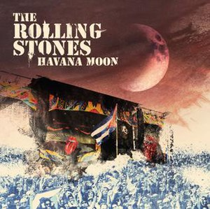 The Rolling Stones: Havana Moon - Official cover
