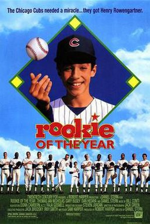 Rookie of the Year (film) - Theatrical release poster