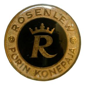 Rosenlew - Image: Rosenlew logo