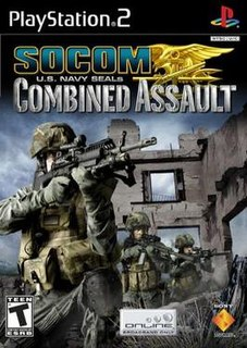 <i>SOCOM: U.S. Navy SEALs Combined Assault</i>