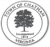Official seal of Chatham, Virginia
