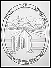 Official seal of Town of Midway