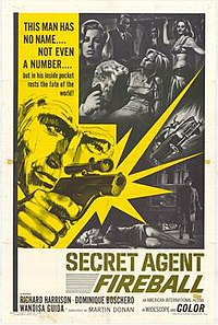 Secret Agent Fireball