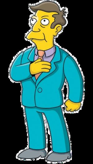 Principal Skinner - Image: Seymour Skinner