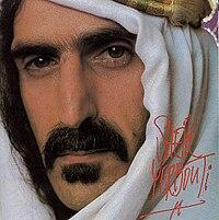 Sheik Yerbouti cover