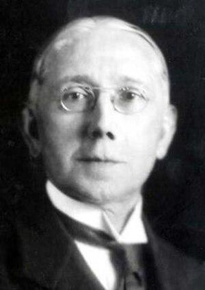 Ernest Wilton - Sir Ernest Wilton KCMG