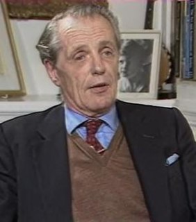 Ian Gilmour, Baron Gilmour of Craigmillar British politician
