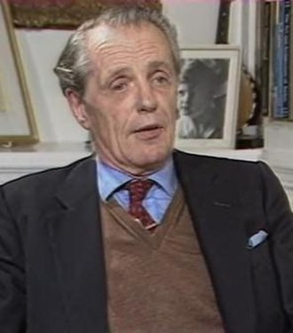 Ian Gilmour, Baron Gilmour of Craigmillar - Gilmour being interviewed in 1985