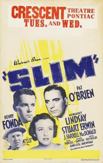 Slim (film) - Image: Slim Film Poster