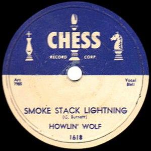 Smokestack Lightning - Image: Smoke Stack Lightning single cover