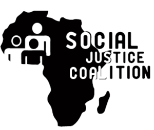 Social Justice Coalition (South Africa) - Image: Social Justice Coalition (South Africa) logo